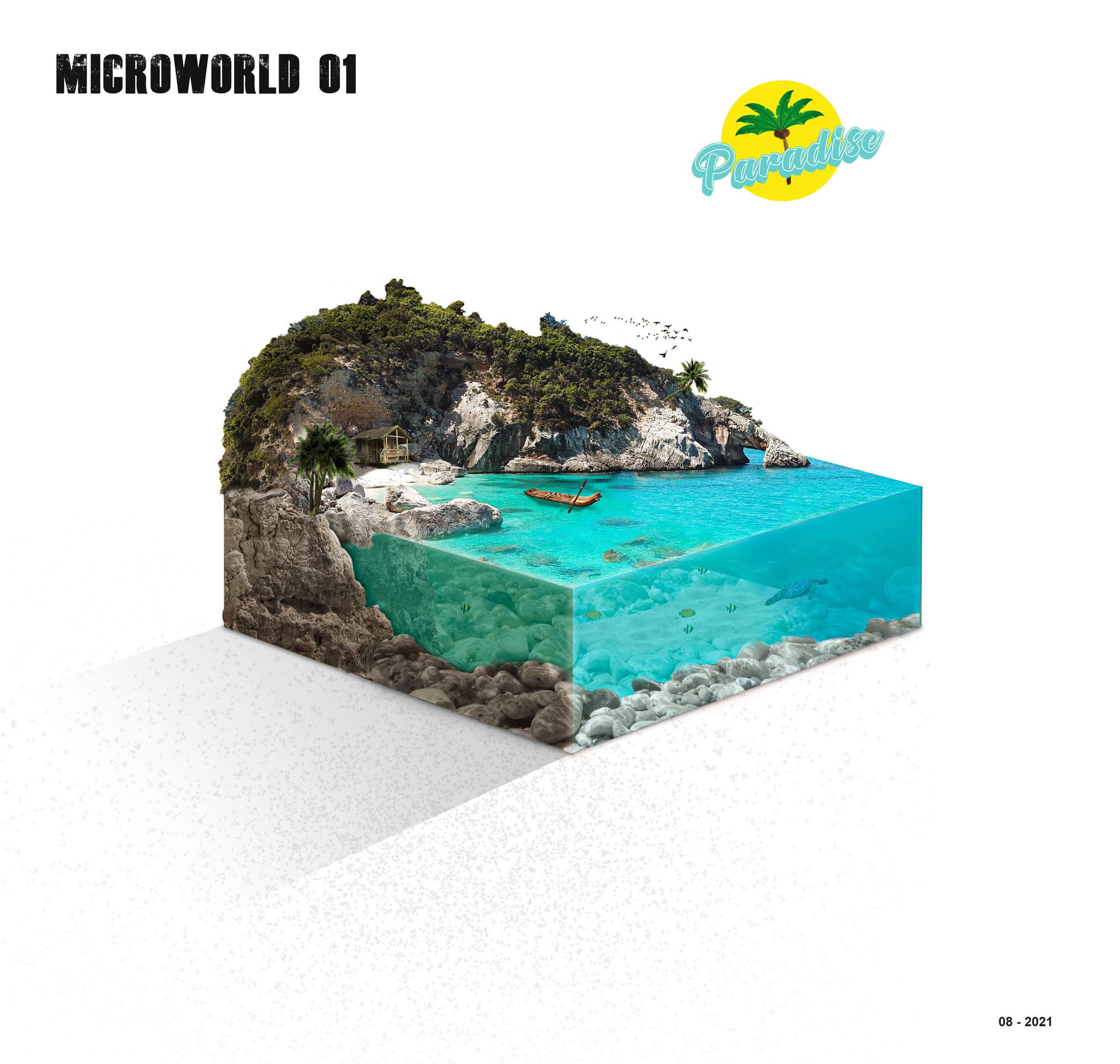 Microworld 01 – Paradise